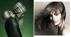 Stencils Hairstyles Color With Animal Prints Styles