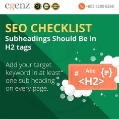 Add unique keywords to subheadings targeted for the page and the keywords shouldn't be duplicated anywhere. This will improve the SEO ranking as Google love unique content across the webpage. Seo Ranking, Content, Ads, Unique, Google