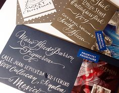 """Check out new work on my @Behance portfolio: """"Envelopes"""" http://be.net/gallery/46513619/Envelopes"""