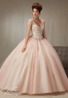 Quinceanera Dresses Pink | Quinceanera Ideas | Download our Quince App: https://itunes.apple.com/us/app/quinceanera.com/id1084512701?mt=8