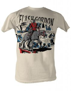 "Checkout our #LicensedGear products FREE SHIPPING + 10% OFF Coupon Code ""Official"" Flash Gordon T-Shirt - Flash Gordon - T-shirt - Price: $24.99. Buy now at https://officiallylicensedgear.com/flash-gordon-t-shirt-fa522"