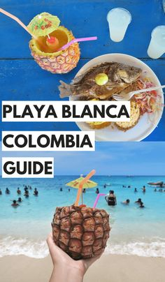 Are you planning a trip to Colombia and looking for the best Caribbean beaches to visit? Here is a guide to Playa Blanca Colombia, based on our experience! Click through to read now...