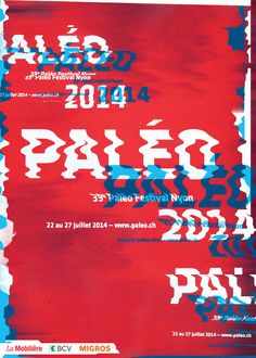 Paleo Festival 2014, Nyon