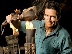 Survivor host Jeff Probst