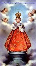 Oración al niño JESUS DE PRAGA para pedir por una necesidad Urgente