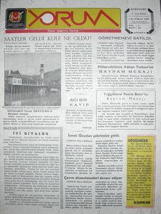 Amasya Yorum Gazetesi 1987