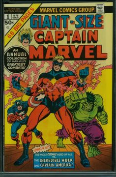 Comic Book Characters, Comic Books Art, Book Art, Fantasy Comics, Incredible Hulk, Comic Book Covers, Bronze Age, Captain America, Marvel Comics