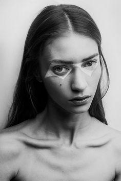 Marine Deleeuw by Mathieu Vladimir Alliard