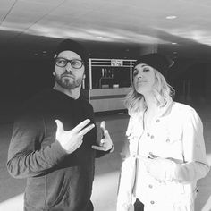 TobyMac and Britt Nicole two of my favourite singers