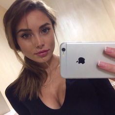 #selfie #селфи #девушки #модель #красотка #girl #фото #подруга #внешность #привлекательность #характер #model
