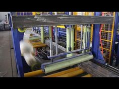 Aluminum packing machine and wrapping machine for bundle Wrapping Machine, Packing Machine, Wraps, Rolls, Rap