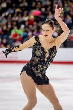 Kaetlyn Osmond, Figure Ice Skates, Gym Leotards, Figure Skating Costumes, Beautiful Figure, Skater Girls, Skating Dresses, Winter Sports, Sport Girl
