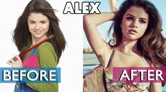 Wizards of Waverly Place Then and Now 2016
