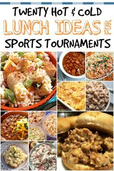 Best food options for team lunches