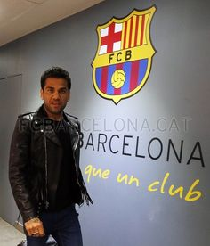 Dani Alves #FCBarcelona #DaniAlves #AlvesFCB #FansFCB #6
