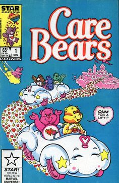 Welcome to Care-A-Lot, that little place in the clouds where the Care Bear family resides. Here you can find gifs, artwork both old and new, the music of Care-A-Lot, and random trivia about the Care Bears and Care Bear Cousins. Foto Poster, Poster S, Poster Wall, Poster Prints, Bedroom Wall Collage, Photo Wall Collage, Picture Wall, Photowall Ideas, Vintage Cartoon