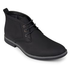 Vance Co. Men's Lace-up Casual High-top Shoes - Overstock Shopping - Great Deals on Vance Co. Boots