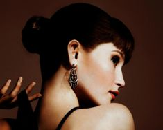 Stunning Gemma Arterton