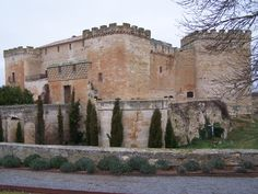 #Castillo_del_Buen_Amor, #Salamanca, #Spain                              …