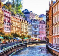 Karlovy Vary, Czech Reppblic