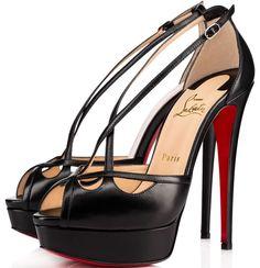 "Christian Louboutin ""Madalena"" Platform Sandals"
