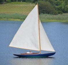 Watch Hill Sloop, Artisan Boatworks, Rockport ME