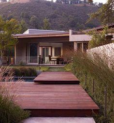 decking. garden space & outdoor living