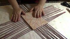 Paper basket-Gazeteden mucize sepet yapımları izle