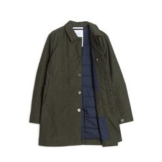 Norse Projects Thor Light Winter jacket - Norse Projects