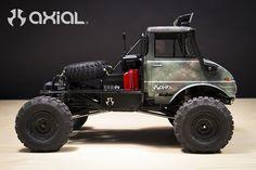 Axial Racing - Brandon's SCX10 Unimog Build