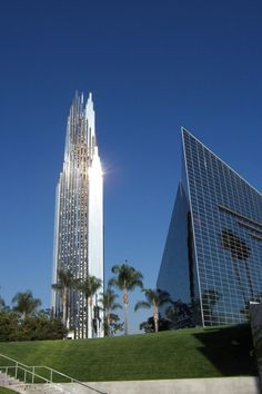 HD Crystal Cathedral wallpaper
