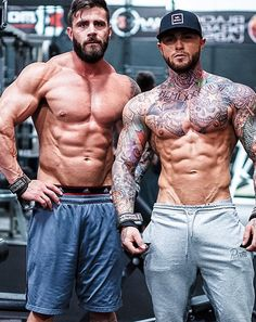 Who is your workout partner? Alex Michael Turner x Parker Physique #fitness #fitspo #workout #gym