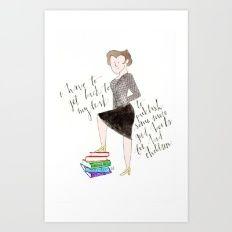 Ursula Nordstrom Art Print