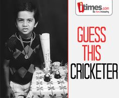 Let's see if you can guess this cricketer!