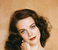 24femmespersecond:  Natalie Wood by PeterBasch  Natalie Wood: American actress, born July 20, 1938 – the same year as Claudia Cardinale, Romy Schneider and Diana Rigg, born the year after Jane Fonda, and the year before Ali MacGraw.