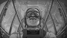 "This superb and disturbing animated short, Paths of Hate, depicts an air battle between two WWII fighter pilots and portrays the ""demons that slumber deep in the human soul"": From Polish filmmaker Damian Nenow."
