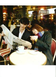 Hiroshi Tamaki and Juri Ueno - Nodame Cantabile part I