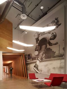 VANS, Inc. Headquarters, Cypress, California by POLLACK Architecture