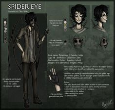 Resultado de imagen para spider eye creepypasta