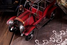 подарок на день рождения!!! британский стиль старинные ретро классический bb 10 модель автомобиля ford кофе хлебобулочные украшения модели автомобиля металла бесплатная доставка, принадлежащий категории Хобби и относящийся к Дом и сад на сайте AliExpress.com