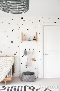 star decals with star hooks
