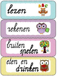 De website van Juf Astrid :: JufAstrid Calendar, Teacher, Classroom, Stage, Kids, Website, Class Room, Young Children, Professor