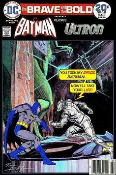 Batman vs. Ultron