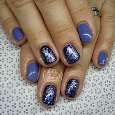 Gel polish with glitter accent. #nails #nailedit #nailstoinspire #nailsdone #nailart #nailsalon #nailforyummies #naildesign #nailsoftheweek #nailpolish #nailstyle #nail shop #NailsNailsNails #Nailsaddict #gelpolish #nailprodigy #shortnails #scra2ch by nailsbymarieb