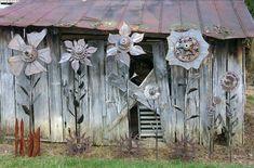 garden fun! Miller - Welding Projects - Idea Gallery - Metal Art - Gardening Ideas With The Green Thumb