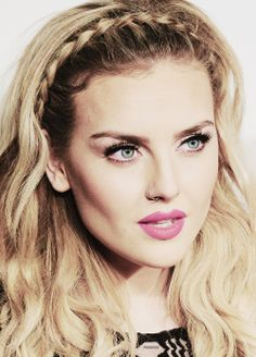 Perrie Edwards<<< I love her hairstyle and makeup
