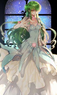 È splendida col vestito di Euphi <3