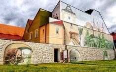 Czech - Žatec Czech Republic, Street Art, Mansions, House Styles, Home, Manor Houses, Villas, Ad Home, Mansion