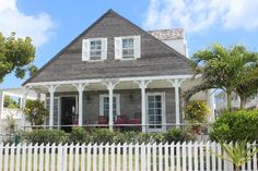 Colonial home on Harbour Island, Eleuthera