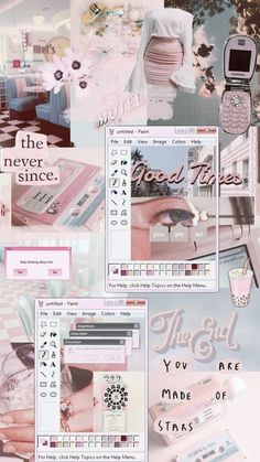 ✔ Aesthetic collage wallpaper computer # aesthetic # aesthetically pleasing … Soft Wallpaper, Pink Wallpaper Iphone, Iphone Background Wallpaper, Retro Wallpaper, Galaxy Wallpaper, Computer Wallpaper, Technology Wallpaper, Computer Backgrounds, Iphone Wallpaper Tumblr Aesthetic